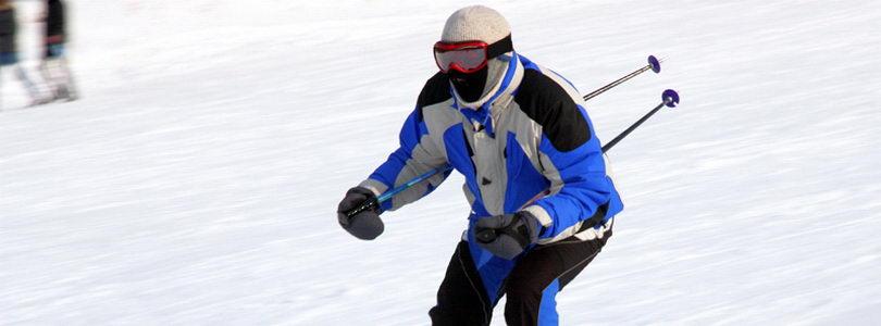 סקי ברומניה